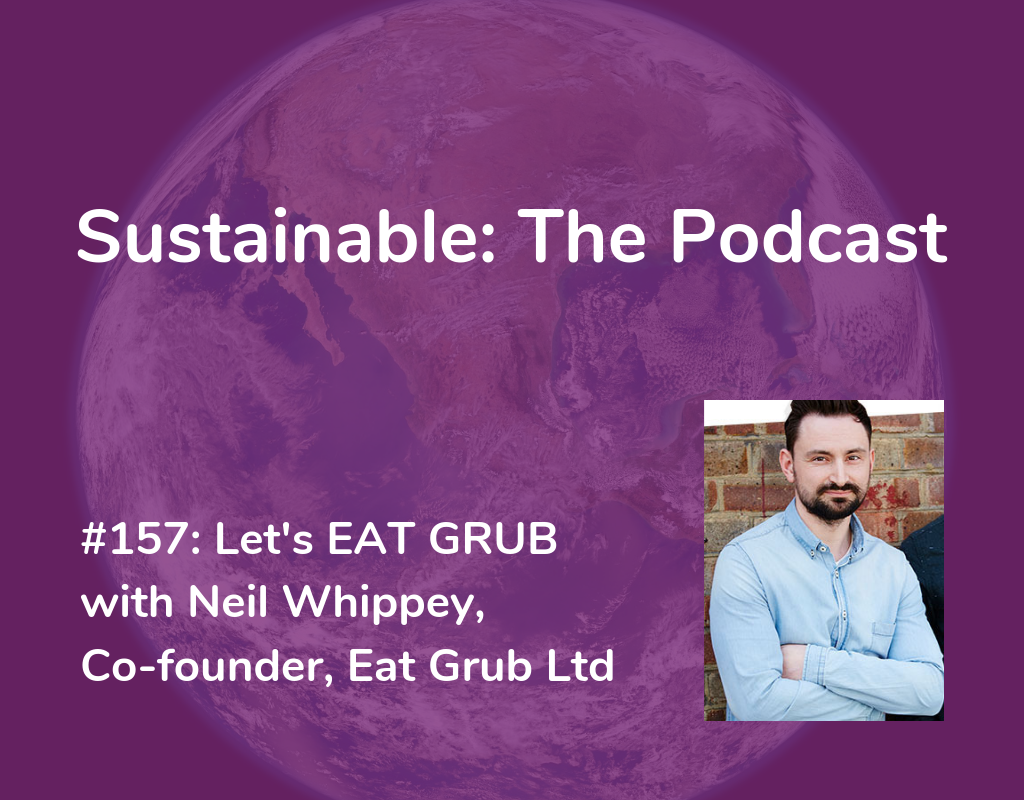 eat grub with Neil Whippey